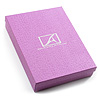 Light Purple Avalaya Gift Box for Necklaces, Pendants or Sets