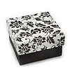 Black/White Bracelet/Watch Card Presentation Box