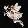 Majestic Fairy Brooch