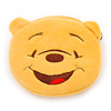 Happy Bear Yellow Fabric Coin Purse/ Bag Charm for Kids - 10.5cm Width