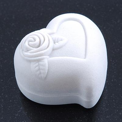 Off-White Heart Gift Box