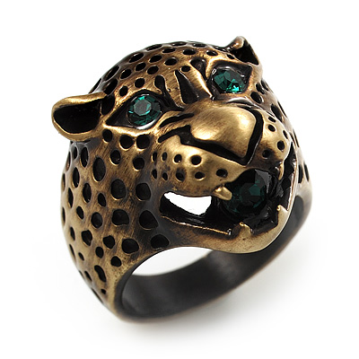 eye oval ring in gold rings men yellow s tiger solid or mens