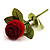Red Rose Gift Box for Small Rings - view 4