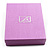 Light Purple Avalaya Gift Box for Necklaces, Pendants or Sets - view 2