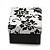 Black/White Card Ring Box - view 5