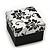 Black/White Card Ring Box - view 2