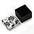Black/White Card Ring Box - view 3
