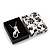 Black/White Card Pendant/Brooch/Earrings Box - view 5