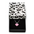 Black/White Card Pendant/Necklace/Brooch/Earring/Set Box - view 7