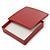 Glitter Red Earrings/ Brooch/ Pendant/ Set Jewellery Box - view 7