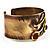 Ethnic Cherry Handmade Cuff Bangle - view 10