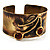 Ethnic Cherry Handmade Cuff Bangle - view 11
