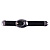 Black Leather  Watch Strap - view 2