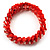 Coral Shell Stretch Bracelet - view 5