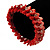 Coral Shell Stretch Bracelet - view 2