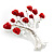 Love Tree Fashion Brooch - view 4