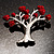 Love Tree Fashion Brooch - view 6