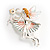 Majestic Fairy Brooch - view 3
