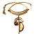 Ancient Wealth of Golden Tiger's Eye Necklace - view 8