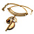 Ancient Wealth of Golden Tiger's Eye Necklace - view 9