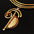 Ancient Wealth of Golden Tiger's Eye Necklace - view 13