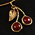 Ethnic Cherry Handmade Choker Necklace - view 4