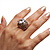 Hollywood Style Cocktail Ring - view 6