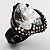 Clear Crystal Contemporary Heart Ring - view 5